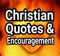 christian quotes and home