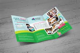 tri fold school brochure template junior school trifold bifold brochures by kinzi21 graphicriver