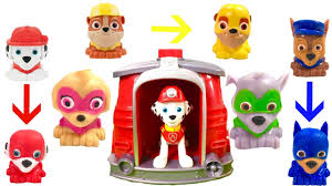 learning colors video children paw patrol turn