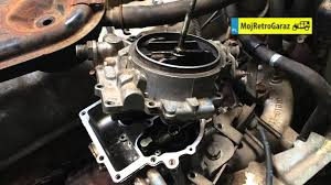 carburetor toyota land cruiser youtube