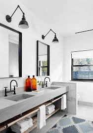 Types Of Mold In Bathroom by Best 25 Concrete Countertops Bathroom Ideas On Pinterest