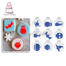 halloween cookie delivery online get cheap cookie decorating stencils aliexpress com