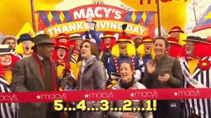 parade ribbon ribbon cutting gif by the 90th macy s thanksgiving day parade