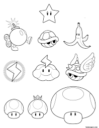 superior super mario templates colouring pages 7 super mario