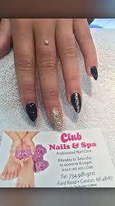 club nails u0026 spa canton home facebook