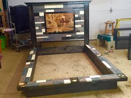 Woodworking Projects Platform Bed by 25 Best My Woodworking Projects Images On Pinterest