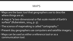 What Is A Map Scale Unit 1 Lesson Maps U0026 Projections The Student Will Be Able To
