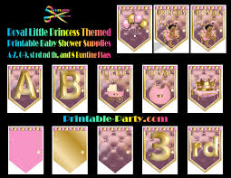 Baby Shower Supplies Store In Los Angeles Printable Party Supplies U0026 Decorations Free Printables