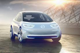 volkswagen electric car volkswagen i d autonomous electric car u2014 urdesignmag