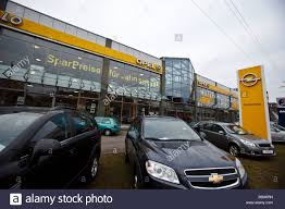 opel russia chevrolet and opel cars for sale at an car dealership in hamburg