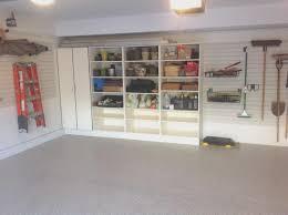 interior design cool garage interior paint popular home design