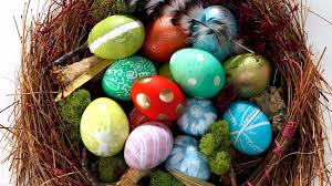 easter eggs how to decorate easter eggs using stuff you already in your