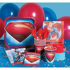 Superman Birthday Party Decoration Ideas Superman Pinata 17
