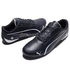 drift cat bmw ms drift cat 7 team blue white leather motor shoe