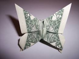 dollar bill butterfly ring butterfly ring butterfly and origami