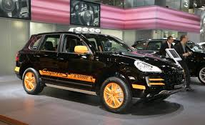 Porsche Cayenne Lifted - 2010 porsche cayenne s transsyberia