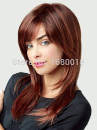 shaggy hairstyles longer in the front pelucas synthetic lace front wig bingo wigs sexy shag haircuts