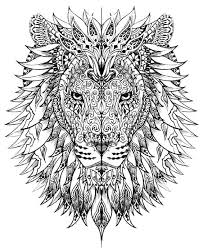 25 mandala lion ideas mandala lion tattoo
