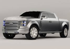 concept ford truck ford f 250 super chief 2006 cartype