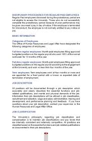 Notice On Termination Of Employment by
