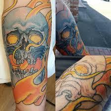 bohemian tattoo specializing in custom realistic tattoo work