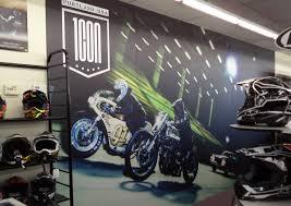 vehicle wrap custom wallpaper interior graphics storefront ride icon custom wall murals
