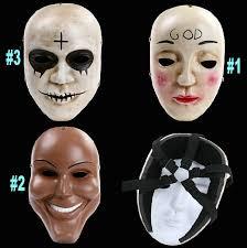 Mask Movie Halloween Costume 25 Purge Costume Images Halloween Ideas