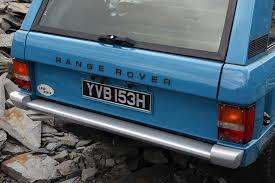 green range rover classic land rover range rover 3 door classic
