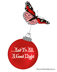 the night before chrysalis monarch butterfly christmas story