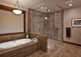 Varsity Theater Bathroom Luxury Timber Frame Contemporary Bathroom Vancouver By