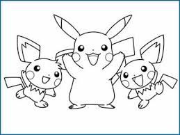 pokemon coloring pages jpg 384 288 pikachu pinterest