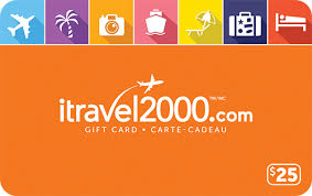 travel gift cards gift cards itravel2000