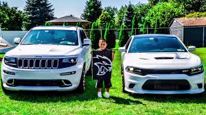 hauk hellcat jeep wrangler dodge charger srt hellcat jeep grand cherokee srt youtube