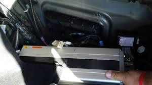 lexus service van nuys how to remove amplifier from lexus ls460 2007 for repair youtube