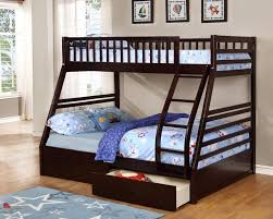 Solid Wood Bunk Beds With Storage Top Alluring Wood Bunk Beds Bunk Bed
