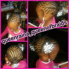 Little Girls Ponytail Hairstyles braids detroit braids hair pretty kids braider little