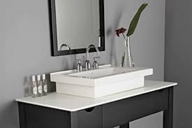 Home Depot Vanity Table Bathrooms Design Appealing Brown Rectangle Modern Wood Home