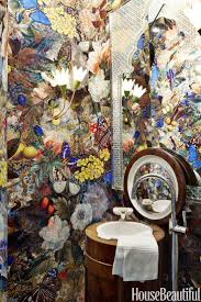 The Powder Room Chicago 70 Best Bathroom Colors Paint Color Schemes For Bathrooms
