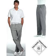 pantalon de cuisine homme pantalon mixte cuisine boulanger coton ceinture élastiquée