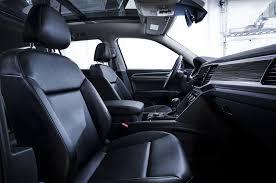 volkswagen tiguan black interior 2018 volkswagen atlas gets r line exterior package motor trend