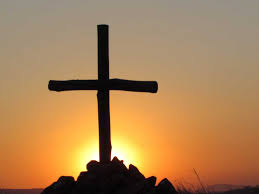 cross on sunset hill symbolizes our source of faith bally vaughan