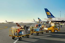 checked baggage carry on baggage and extra bags icelandair