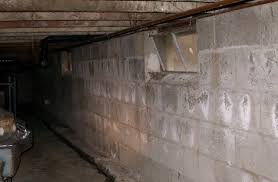 Wet Basement Systems - exterior waterproofing and resealing access basement systems