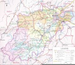China Map Cities by Hangzhou Maps Hangzhou Attraction Map