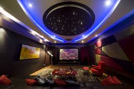 Home Theater Ceiling Lighting Home Theater Lighting Design Amazing Bedroom Living Room Awesome