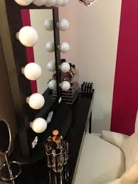black vanity set with lights fabulous rectangular black vanity table n make up table with white