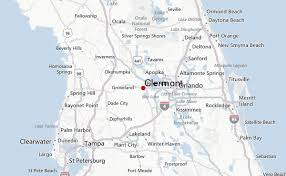 clermont fl map clermont location guide