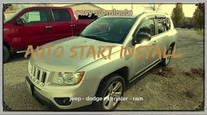 compass jeep 2012 2012 jeep compass auto start install 10min install jeep dodge