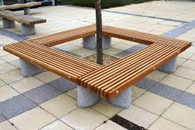 bench wooden tree bench round tree seats benches wooden pallets