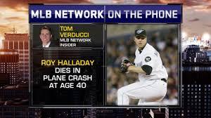roy halladay among the sports roy halladay dies in plane crash philadelphia phillies